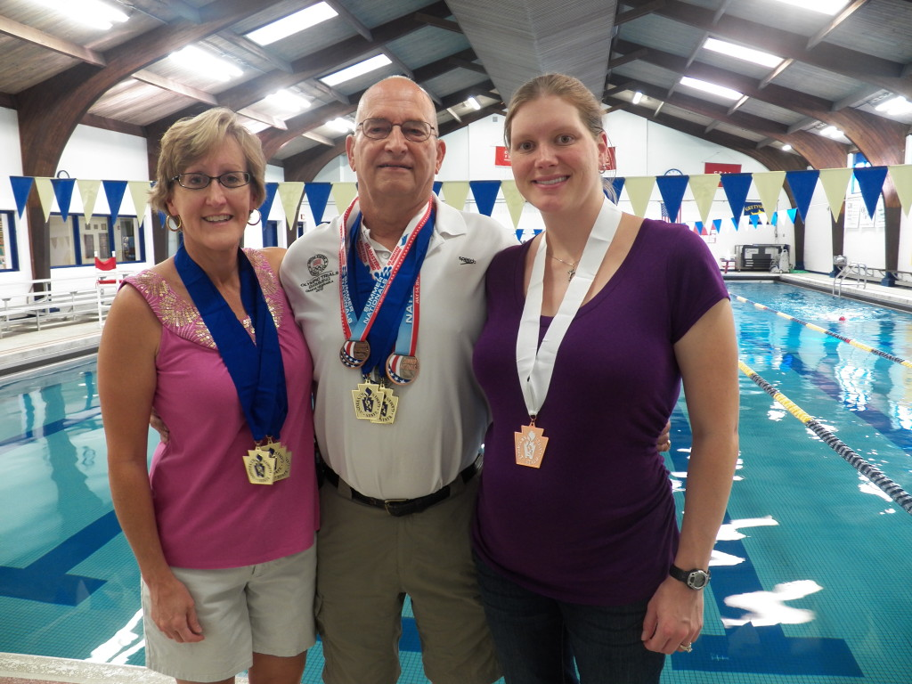 YWCA Master Swimmers